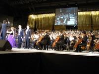 A cantare l'ultimo tempo della sinfonia n. 9 di Beethoven non sono musicisti professionali ma giuisti, avvocati e giudici.