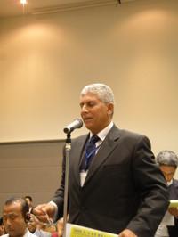 Carlos Vargas Pizarro, giurista di Costa Rica