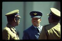 Mugabe a Roma con il figlio del mercante d'armi
