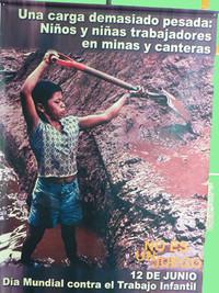 12 Giugno 2008 - Giornata Internazionale contro il Lavoro Minorile
