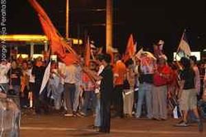 Manifestazione MRS