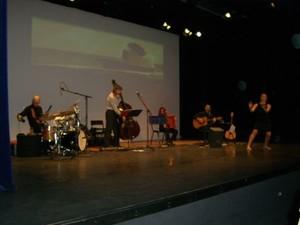 Il gruppo musicale  Jamin-à
