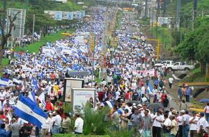 Momenti della marcia (© Foto G. Trucchi)