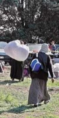 Pisa, sgomberi nei campi rom
