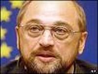 Schultz al Parlamento europeo