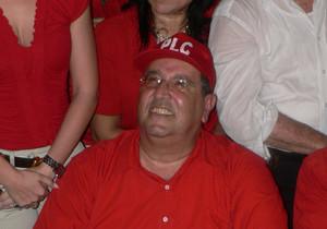 L'ex presidente Arnoldo Alemán (© Foto G. Trucchi)