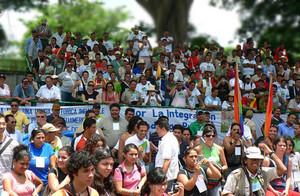 VII Foro Mesoamericano de los Pueblos (© Foto G. Trucchi)
