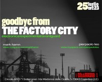 Goodbye from the Factory City
