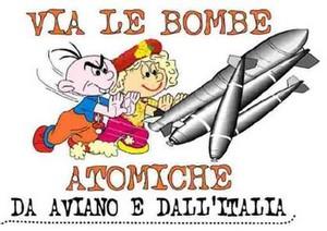 Via le Bombe da Aviano