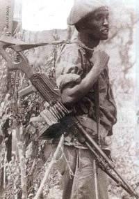 Miliziano Africa