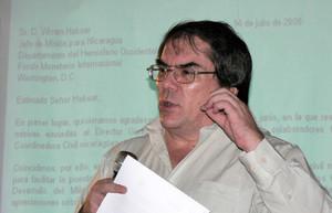 Adolfo Acevedo Vogl (© Foto G. Trucchi)
