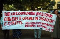 Marcia della convivenza, Firenze 22 luglio 2008