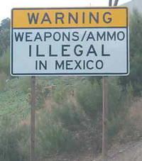 Armi americane per i cartelli della droga messicani