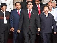 Honduras firma l'ingresso all'ALBA ed i paesi diventano sei