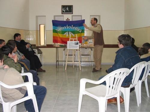 Laboratorio di nonviolenza