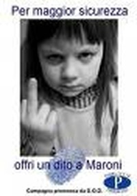 Impronte ai bambini rom