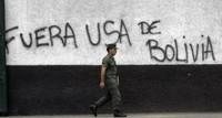 L'America Latina si schiera con Evo Morales