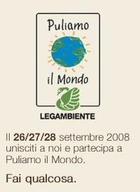Puliamo il mondo - Il 26 e 28 settembre a Taranto