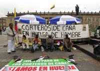 La ribellione dei cañeros colombiani. Campagna internazionale della UITA