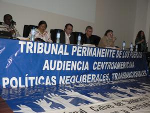 Giudici del TPP (Foto G. Trucchi)