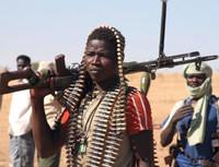 Armi darfur Sudan
