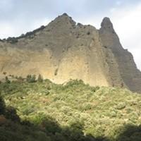 Focus paesaggio Val d'Agri