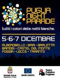 Taranto Night Parade, tutti i colori della Puglia