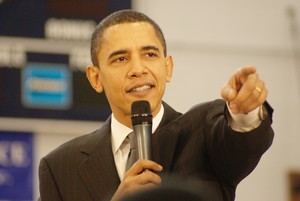Barack Obama at NH