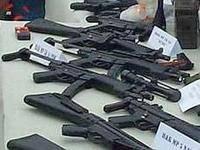 Pavia, sequestrati armi ed esplosivi