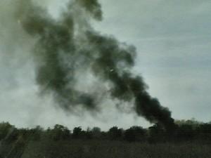 Incendi di rifiuti tossici tra Palma Campania e Terzigno