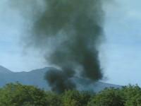 Incendi di rifiuti Tossici