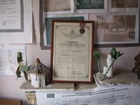 Medaglia commemorativa per il servizio militare prestato in Libia
