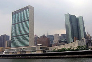 Palazzo di vetro ONU (New York)