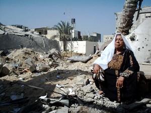 Donna di Gaza