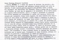 DIARIO. 1931 Vita militare al Campo Fesculum (Tripoli) (2° La febbre d'avventura)