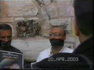 Palestina, Giornalismo embedded