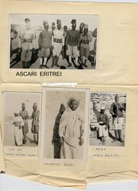 Ascari eritrei. (2° La febbre dell'avventura)
