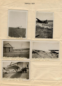 Tripoli 1931 Velivoli (2° La febbre dell'avventura)