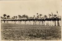 Decorati della Milizia in attesa dell'arrivo dei Principi (2° La febbre dell'avventura)