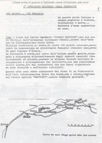 Diario. Sabbetta viene richiamato alle armi e giunge nel Centro Agricolo Cesare Battisti - Derna- (4° Fra due fuochi)