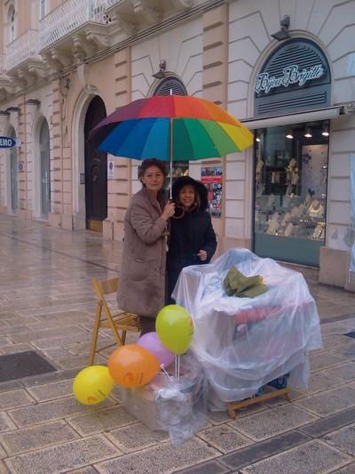 Giornata dei malati di lebbra 2009 (Taranto)