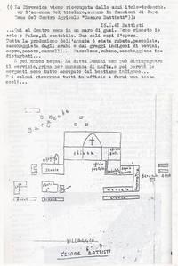 Diario. Cirenaica occupata dalle truppe italo-tedeschi; racconti dei fatti (4° fra due fuochi