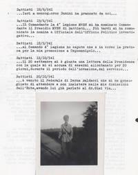 Diario. Nuove nomine per Sabbetta della Milizia (4° Fra due fuochi)