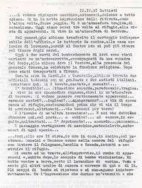 Diario Sabbetta racconta della 2° invasione della Cirenaica (4° fra due fuochi)