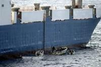 Somalia, liberato il Faina, il cargo ucraino che trasportava armi
