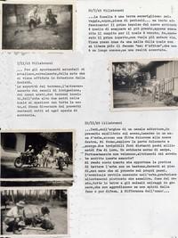 Diario vita quotidiana Villabruzzi (6° Eccidio di Chisimaio)