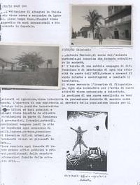 Diario Sabbetta osteggiato dall'Afis (6° eccidio di  Chisimaio)
