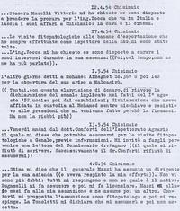 Diario Sabbetta  intralciato e discreditato dall'AFIS gli viene preclusa ogni attività (6° Eccdio di Chisimaio)