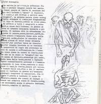 Diario. Descrizione cure del Santone che proteggeva Sabbetta  (7° Alias Mohamed nella boscaglia somala)