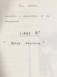 """8° Memoriale  """"Asilo politico"""""""